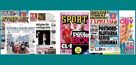 Tidningar och tidskrifter